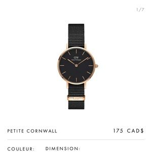 daniel wellington watch women